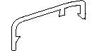 Flügelabdeckprofile