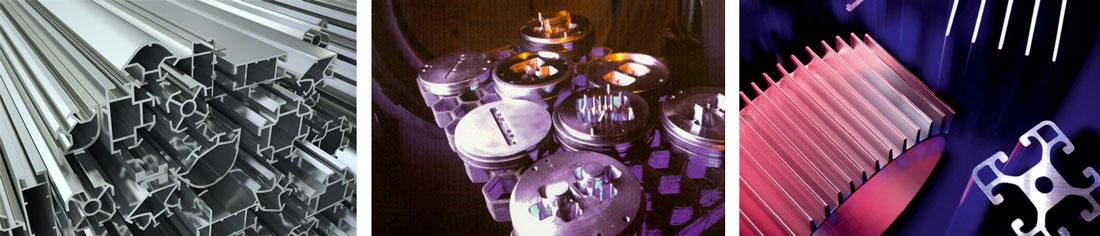 Aluminiumprofile RBB Aluminium