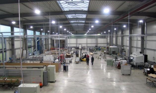 Produktionshalle-7_Eröffnung-2016 RBB Aluminium
