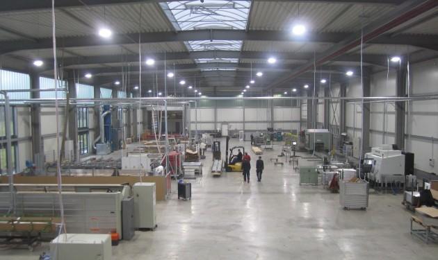 Produktionshalle 7_Eröffnung 2016