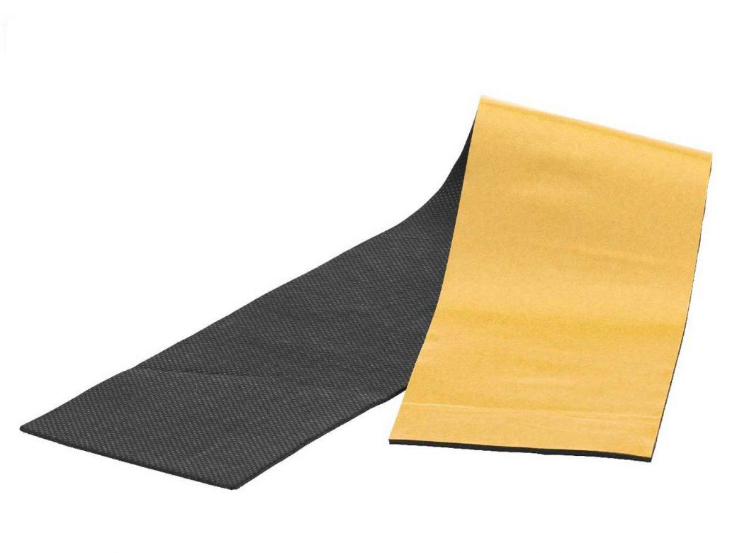 Antitröhn Streifen für Alumu Fensterbänke