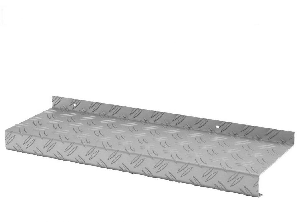 Aluminium-Duettblech