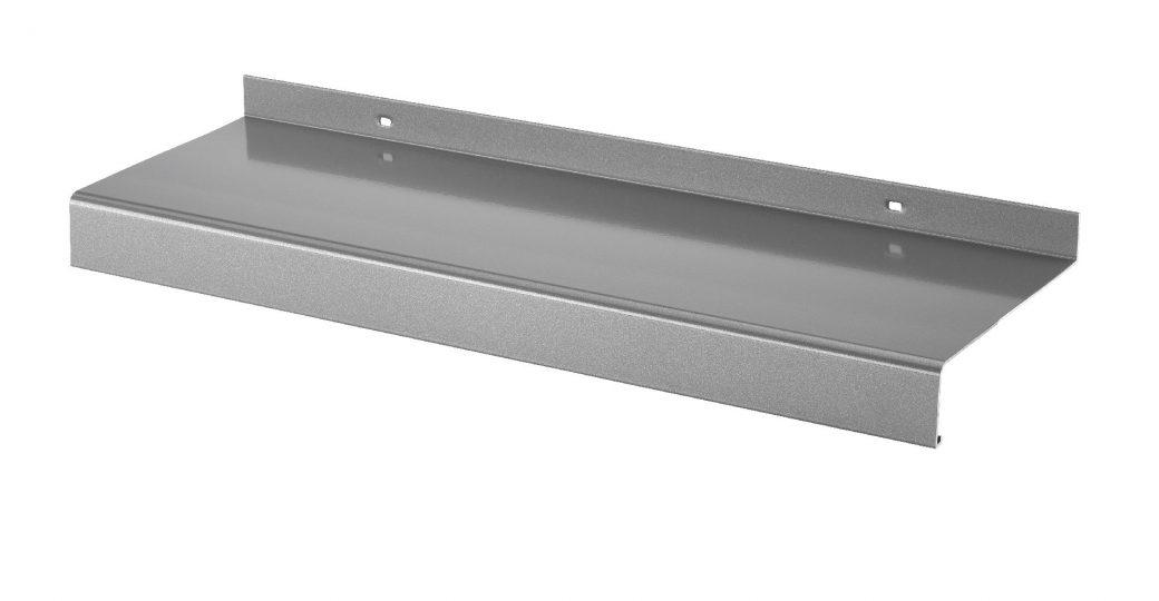 Appui De Fenêtre Fbs 40 Aluminium Avec Rejet Deau De 40 Mm Rbb