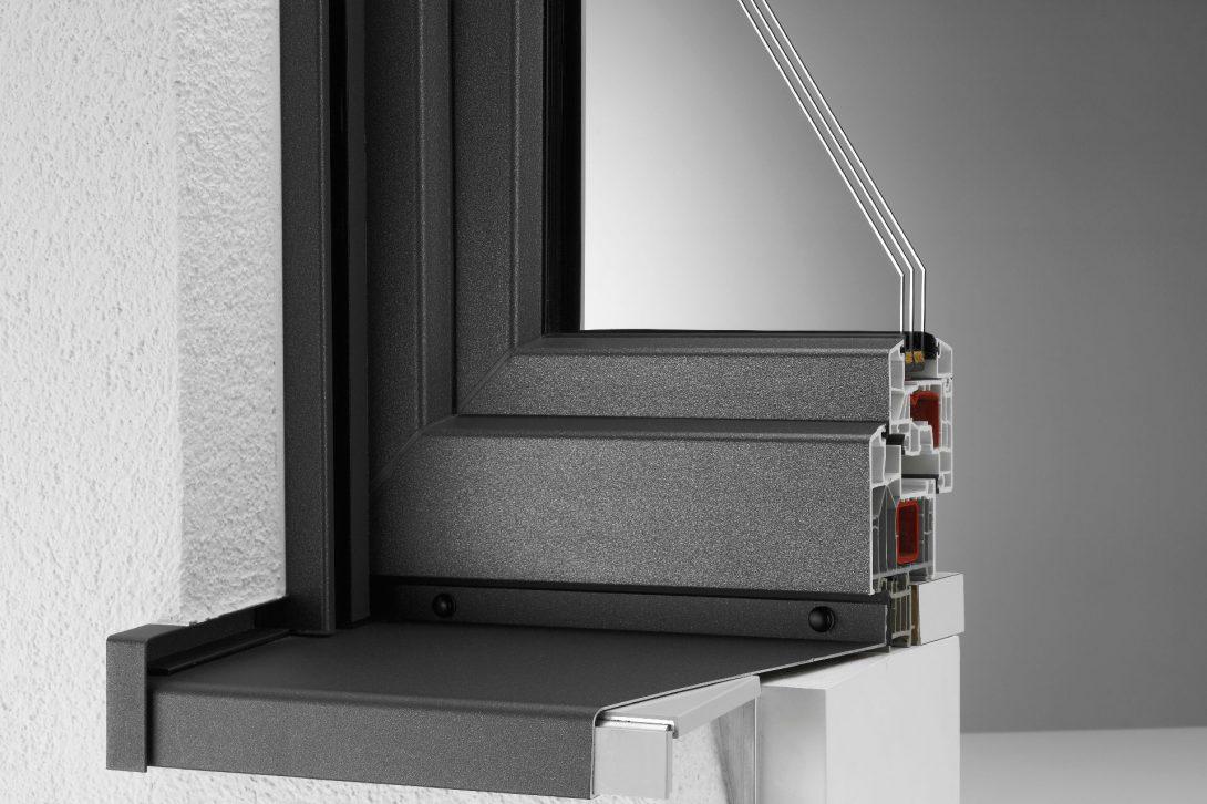 rbb-aluminium Muster WDVS-EINBAU