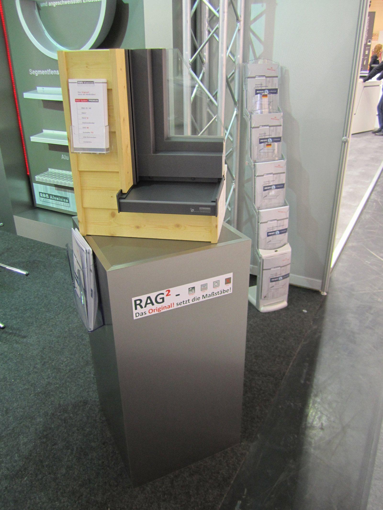 BAU 2017 RBB-Aluminium