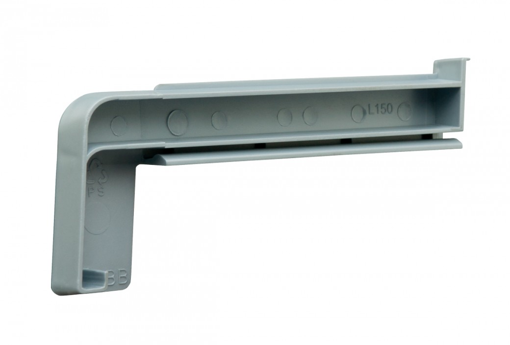 Endstueck kunststoff RBB-Aluminium