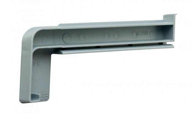 aluminium fensterbank fbs 40 r b b aluminium. Black Bedroom Furniture Sets. Home Design Ideas