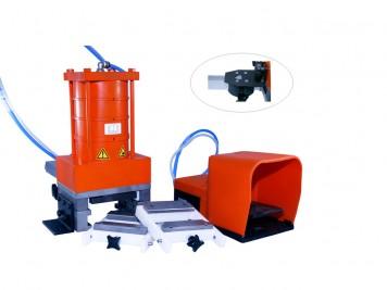 Hydropneumatische-Tischstanze_RBB-Aluminium