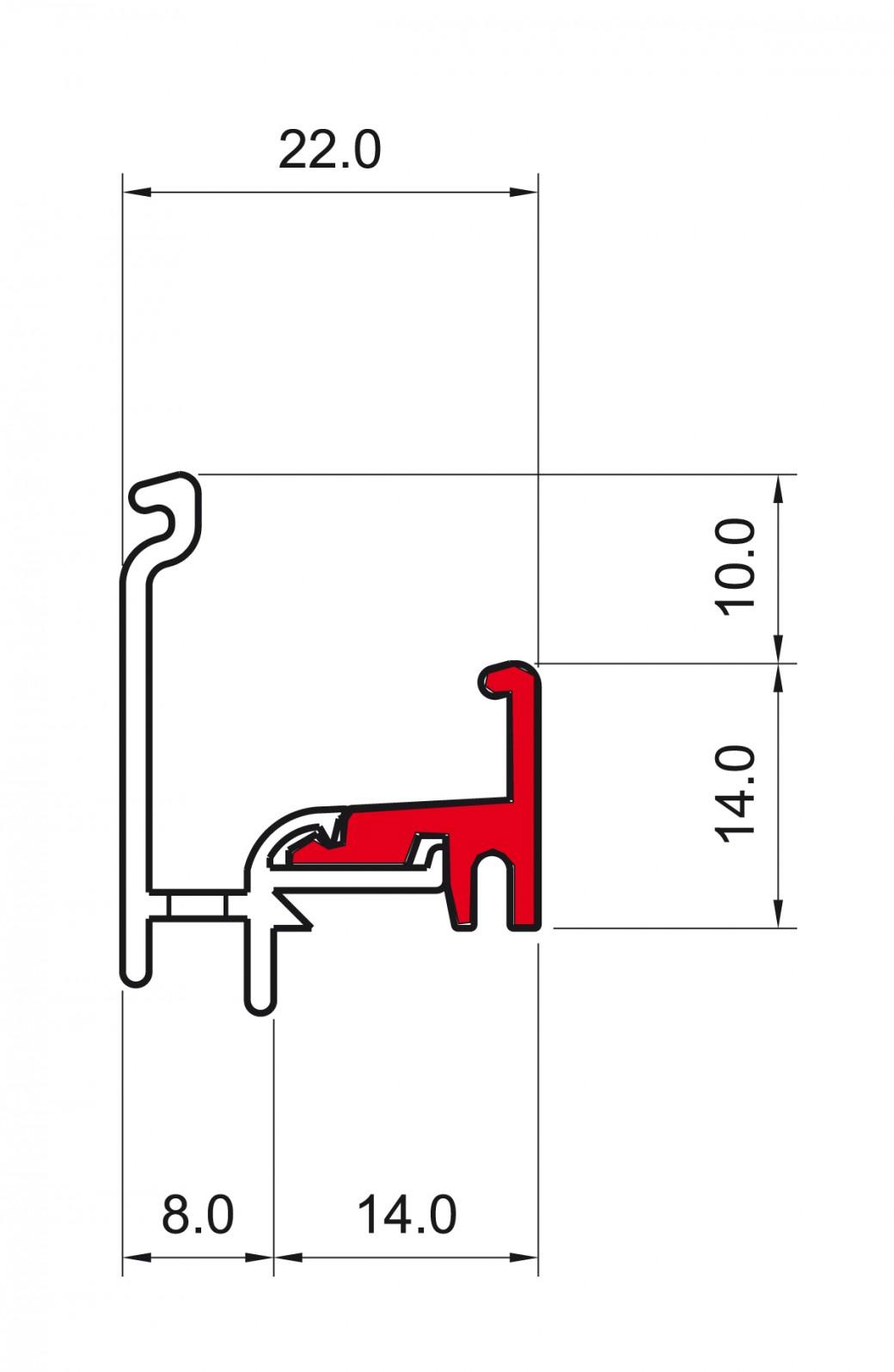 rbb-aluminium trg 1229